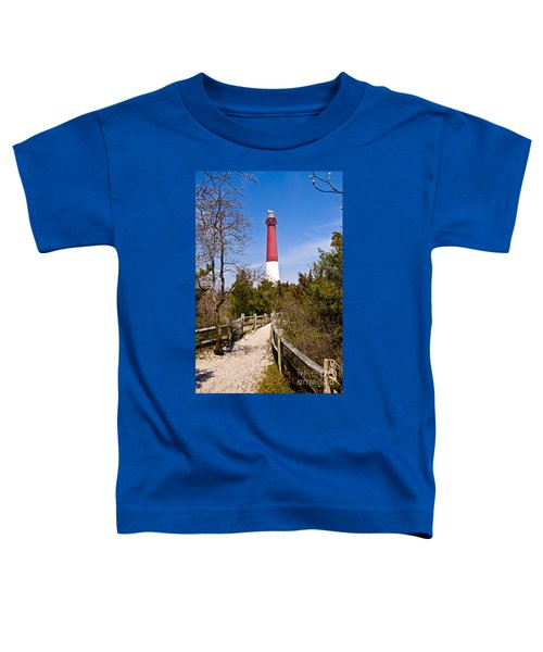 Barnegat Lighthouse II Toddler T-Shirt