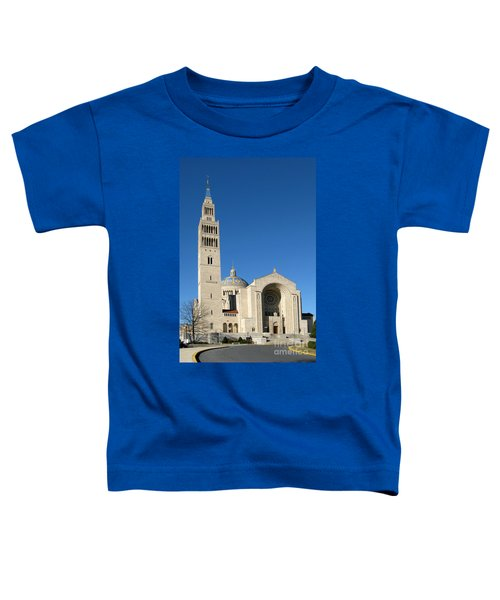 Basilica In Washington Dc Toddler T-Shirt