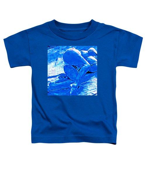 Bathing In Blu Light Toddler T-Shirt