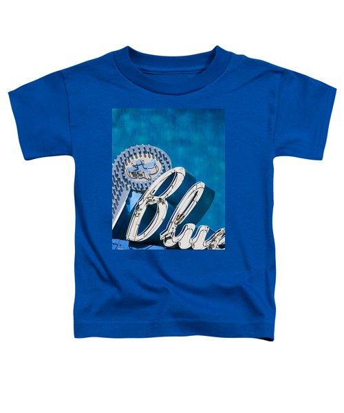 Blue Toddler T-Shirt