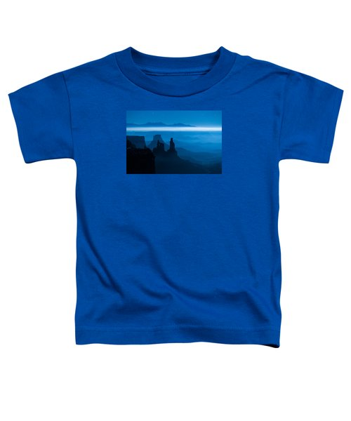 Blue Moon Mesa Toddler T-Shirt