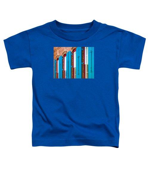 Blue Windows Toddler T-Shirt