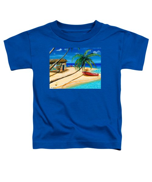 Boat Rent Toddler T-Shirt
