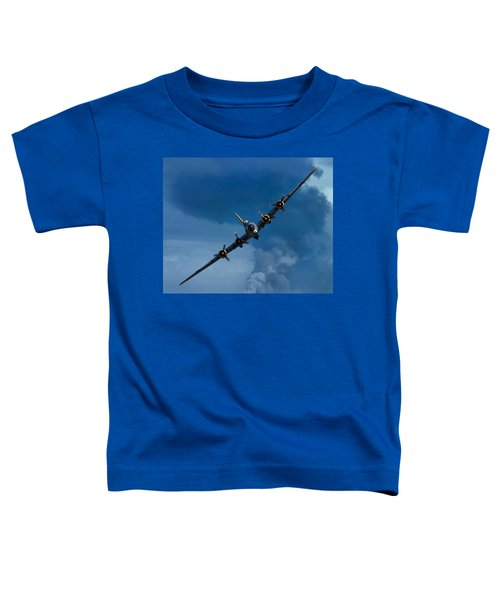 Boeing B-17 Flying Fortress Toddler T-Shirt