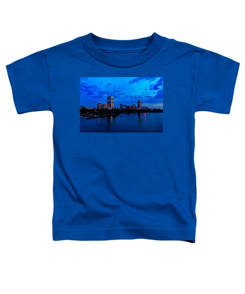 Boston Evening Toddler T-Shirt