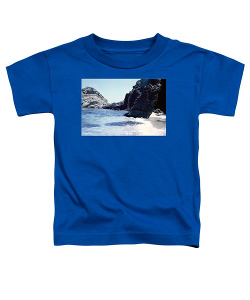 Calming Waves Toddler T-Shirt