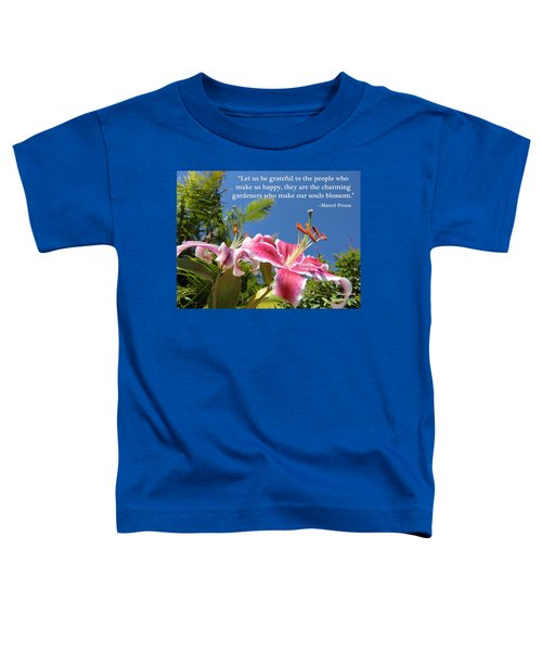 Choose Your Quote Choose Your Picture 17 Toddler T-Shirt