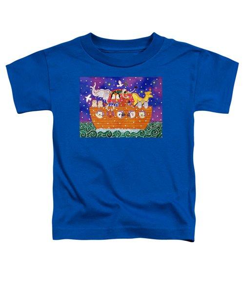 Christmas Ark Toddler T-Shirt