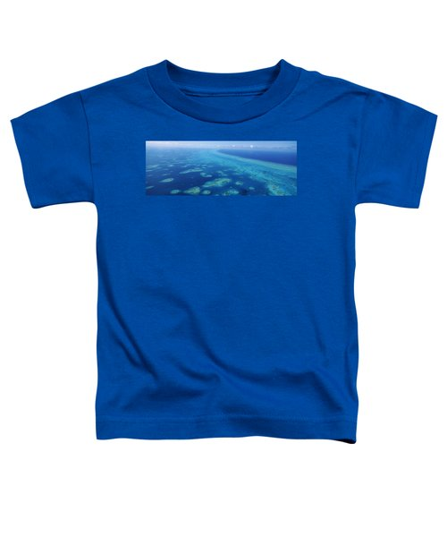 Coral Reef In The Sea, Belize Barrier Toddler T-Shirt