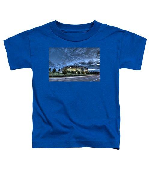 Dallas Cowboys Stadium Toddler T-Shirt