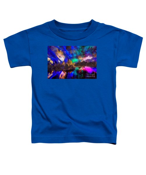 Dancing In The Moon Light Toddler T-Shirt