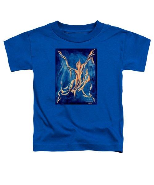 David's Angel Toddler T-Shirt