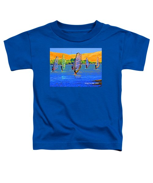 Delta Water Wings Toddler T-Shirt