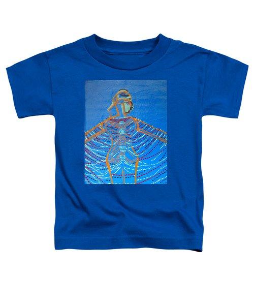 Dinka Corset Toddler T-Shirt