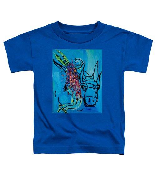 Dinka Groom - South Sudan Toddler T-Shirt