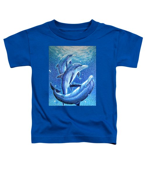 Dolphin Trio Toddler T-Shirt