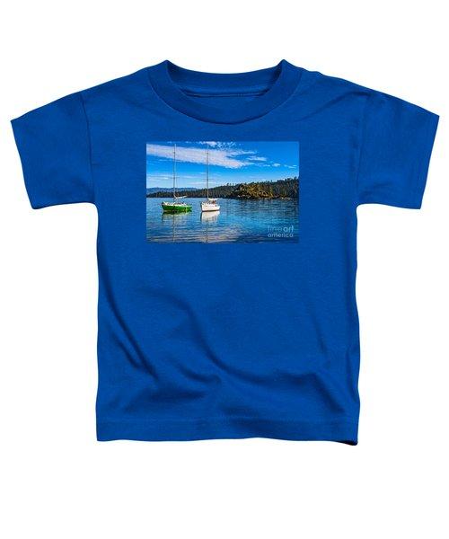 Emerald Bay Boats Toddler T-Shirt