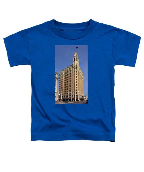 Emily Morgan Hotel Toddler T-Shirt
