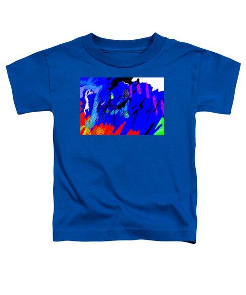 Falling Through Lightness  Toddler T-Shirt