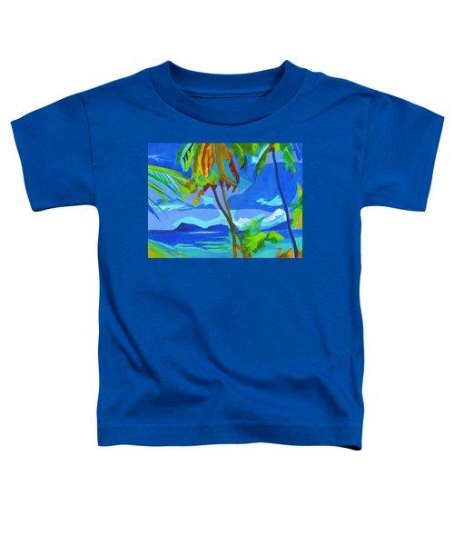 Dream Islands. Maui Toddler T-Shirt