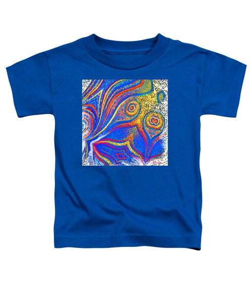 Fishing For Colours Toddler T-Shirt