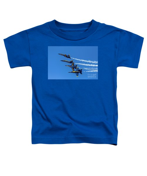 Flying Formation Toddler T-Shirt