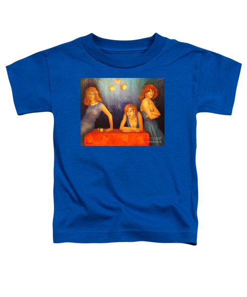 Game Table  Toddler T-Shirt