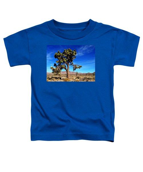 Giant Joshua Toddler T-Shirt