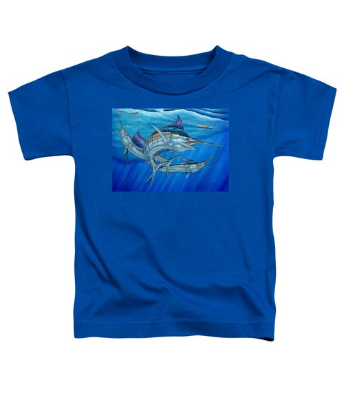 Grand Slam And Lure. Toddler T-Shirt