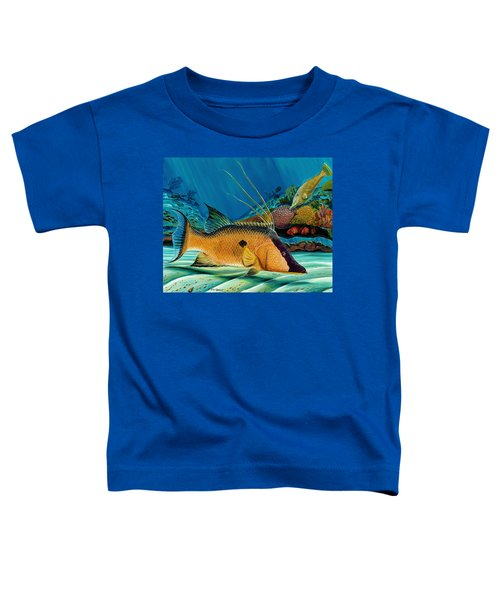 Hog And Filefish Toddler T-Shirt