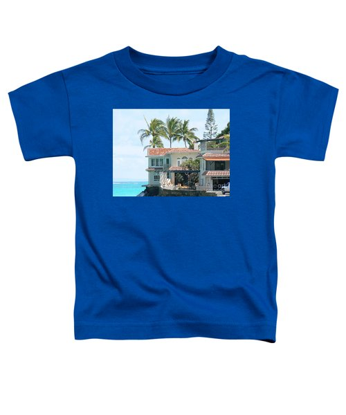 House At Land's End Toddler T-Shirt