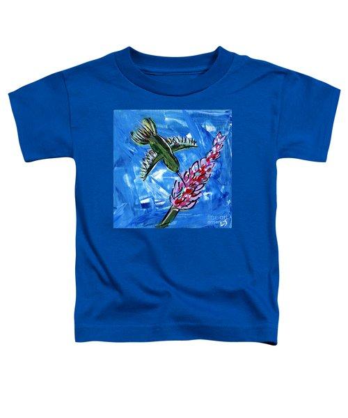 Hummingbird II Toddler T-Shirt