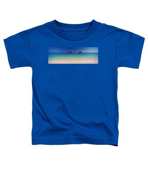 Islands In The Pacific Ocean, Lanikai Toddler T-Shirt