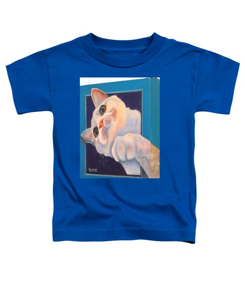 Ive Been Framed Side View Toddler T-Shirt
