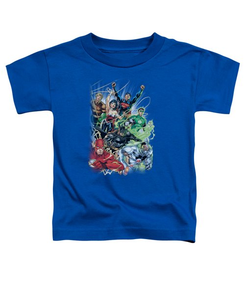 Jla - Justice League #1 Toddler T-Shirt