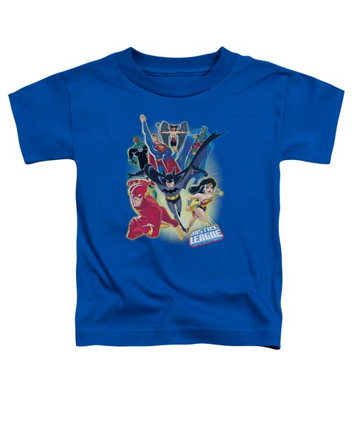 Jla - Unlimited Toddler T-Shirt