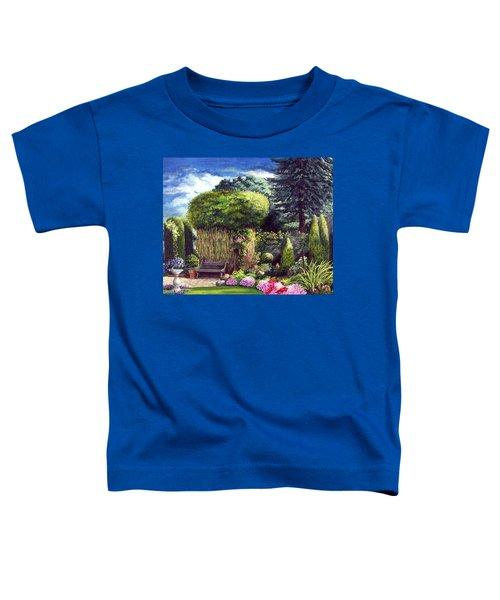 Joy's Garden Toddler T-Shirt