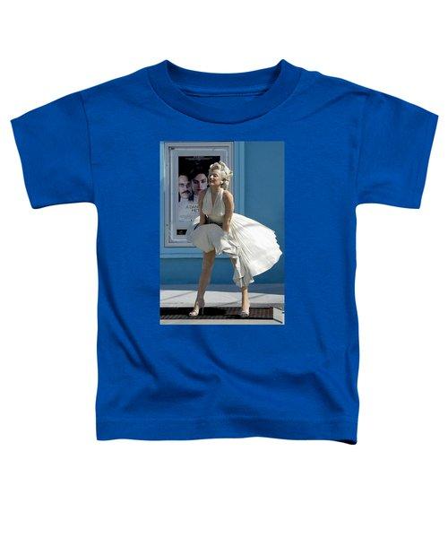 Key West Marilyn Toddler T-Shirt