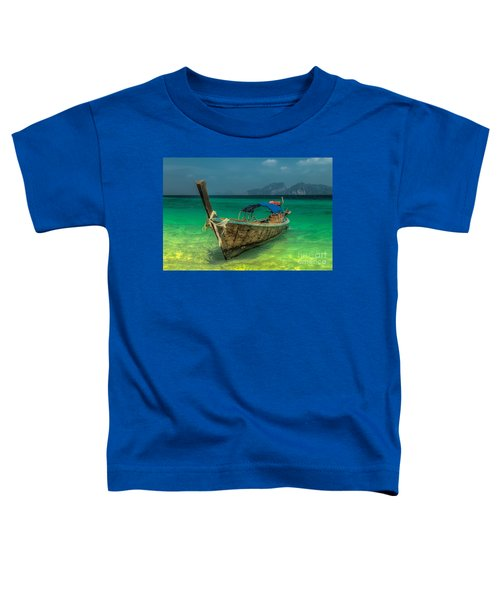 Longboat Toddler T-Shirt