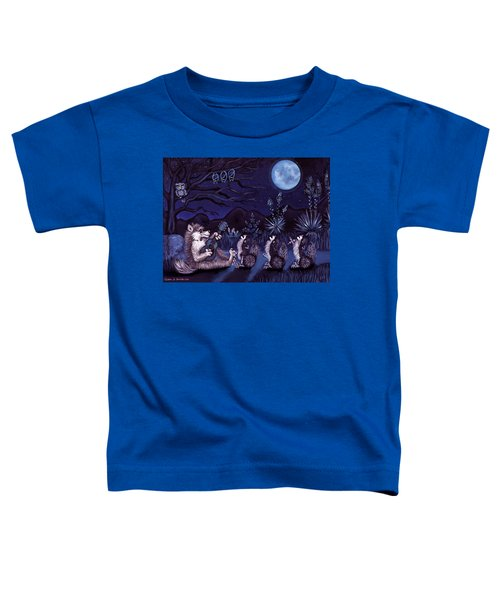 Los Cantantes Or The Singers Toddler T-Shirt