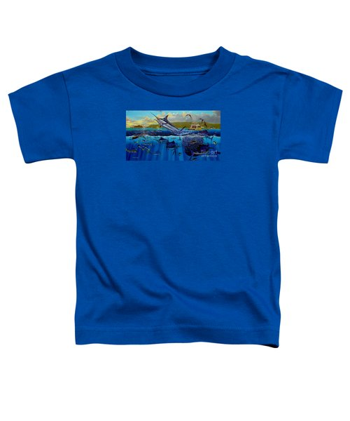 Los Suenos Toddler T-Shirt by Carey Chen