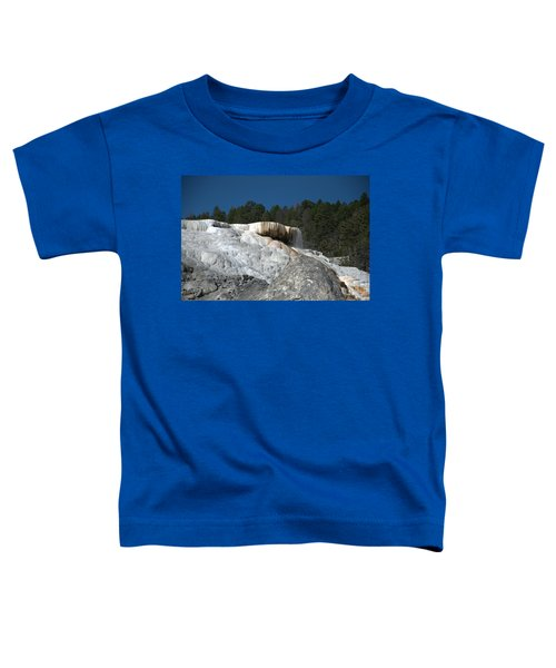 Mammoth Hot Springs 1 Toddler T-Shirt
