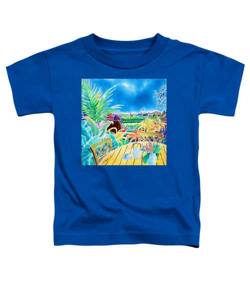 Mellow Afternoon Toddler T-Shirt