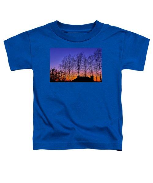 Miami Sky Toddler T-Shirt