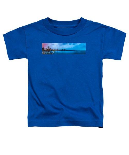Milwaukee Skyline - Version 2 Toddler T-Shirt
