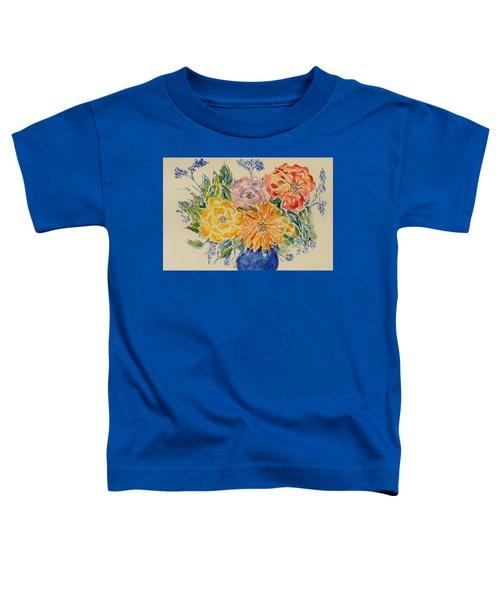 Bouquet Of Love Toddler T-Shirt