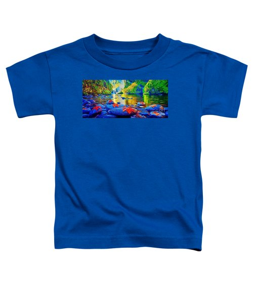 More Realistic Version Toddler T-Shirt