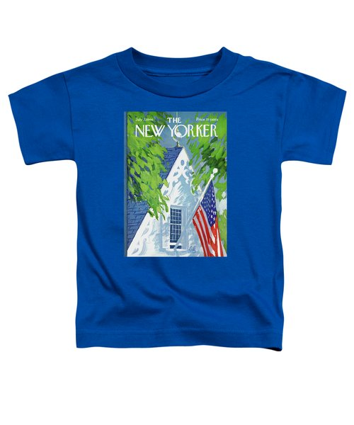 New Yorker July 2nd, 1966 Toddler T-Shirt