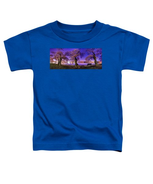 Night Blossoms 2014 Toddler T-Shirt