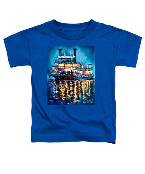 Night Cruise Toddler T-Shirt